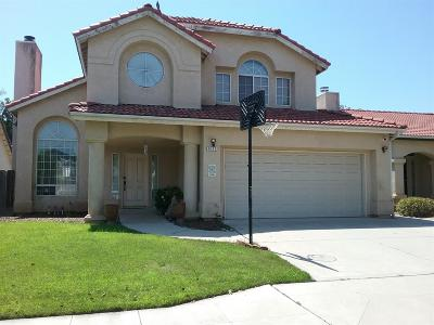 Clovis Single Family Home For Sale: 3632 Sabre Avenue
