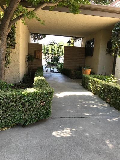 Single Family Home For Sale: 1313 E Ashlan Avenue #A, B, C