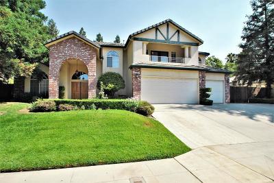 Clovis Single Family Home For Sale: 637 W Chennault Avenue