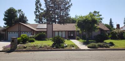 Fresno Single Family Home For Sale: 1604 S Bailey Avenue