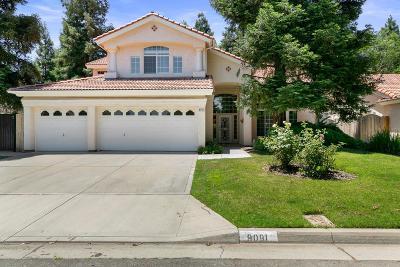 Fresno Single Family Home For Sale: 9091 N Sierra Vista Avenue