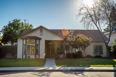 Kerman Single Family Home For Sale: 459 S 6th Street