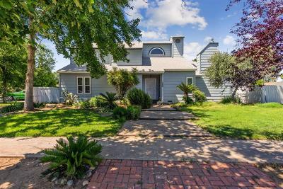 Fresno Single Family Home For Sale: 5311 E Huntington Avenue