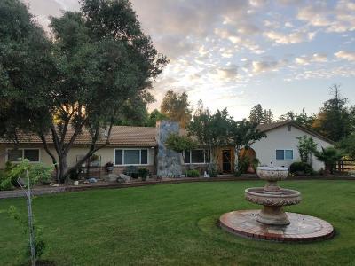 Clovis Single Family Home For Sale: 5145 Greenwood Avenue