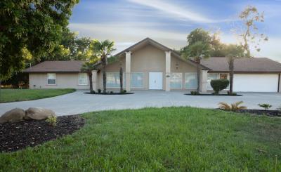 Clovis Single Family Home For Sale: 6195 N De Wolf Avenue
