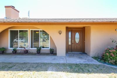 Madera Single Family Home For Sale: 16936 Mark Road