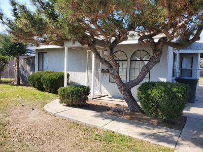 Sanger Single Family Home For Sale: 1341 J Street