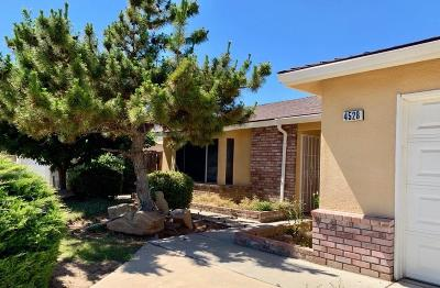Fresno Single Family Home For Sale: 4528 W Princeton Avenue