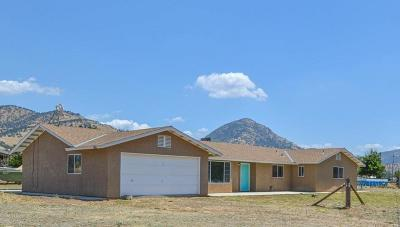Sanger Single Family Home For Sale: 7569 Buckhorn Drive
