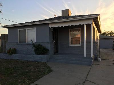 Fresno Single Family Home For Sale: 2582 S Walnut Avenue