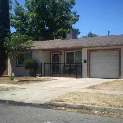 Fresno Single Family Home For Sale: 2633 E Holland Avenue