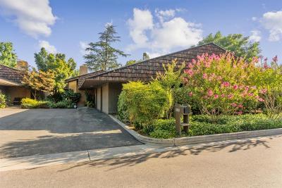 Fresno Condo/Townhouse For Sale: 5085 N Van Ness Boulevard