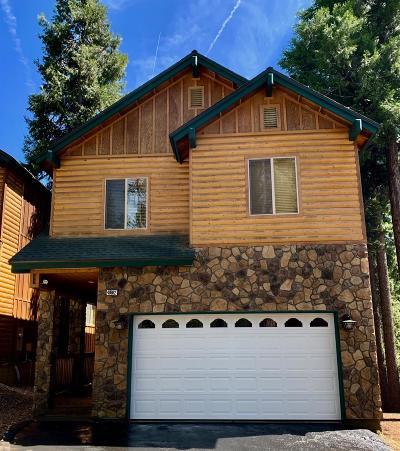 Shaver Lake Condo/Townhouse For Sale: 40862 Village Pass Lane #10