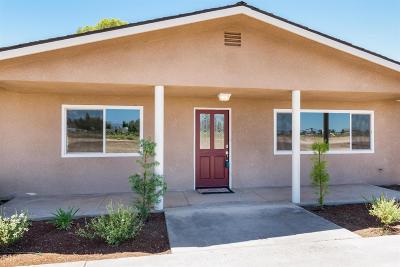 Sanger Single Family Home For Sale: 2961 N Del Rey Avenue