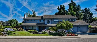 Visalia Single Family Home For Sale: 3947 W Woodside Court