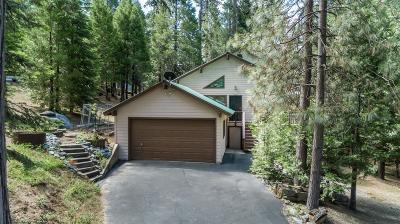 Shaver Lake Single Family Home For Sale: 38614 Red Leaf Lane