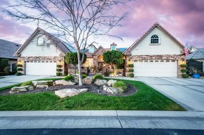 Fresno Single Family Home For Sale: 1242 E Glenlake Lane