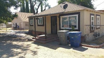 Clovis, Fresno, Sanger Multi Family Home For Sale: 1328 E Fedora Avenue