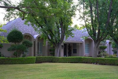 Fresno Single Family Home For Sale: 2482 W Sample Avenue