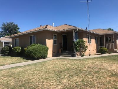 Clovis, Fresno, Sanger Multi Family Home For Sale: 3466 Mayfair Drive S