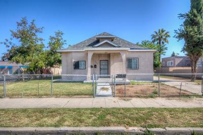 Clovis, Fresno, Sanger Multi Family Home For Sale: 2525 E White Avenue