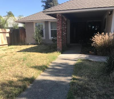 Clovis Single Family Home For Sale: 1629 Donner Avenue