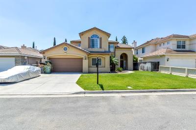 Fresno Single Family Home For Sale: 5399 W Athens Avenue