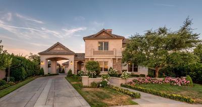 Fresno Single Family Home For Sale: 2479 E Tennyson Place