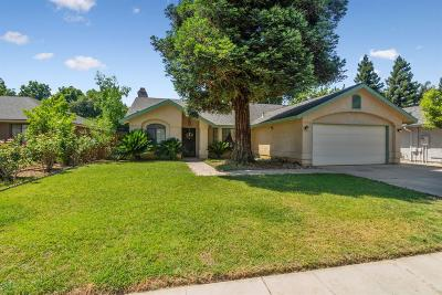 Clovis Single Family Home For Sale: 1454 Fallbrook Avenue