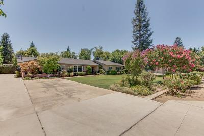 Clovis Single Family Home For Sale: 450 W Alluvial Avenue