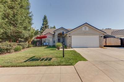 Fresno Single Family Home For Sale: 2856 E Pryor Drive
