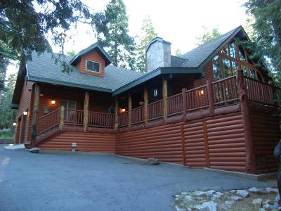 Shaver Lake CA Single Family Home For Sale: $899,000