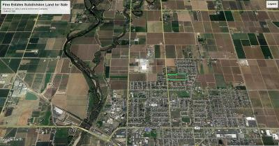Reedley Residential Lots & Land For Sale: 8276 S Frankwood Avenue