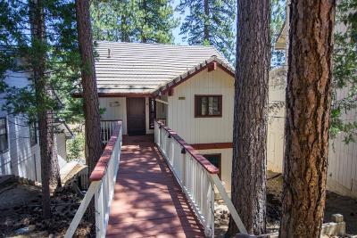 Bass Lake Single Family Home For Sale: 40531 Saddleback