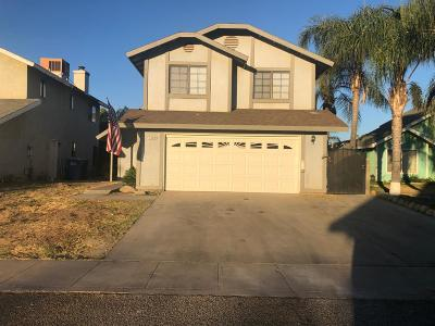 Selma Single Family Home For Sale: 3406 Oryan Street
