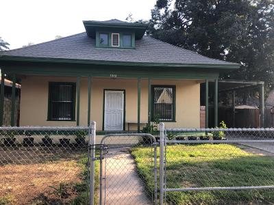 Fresno Single Family Home For Sale: 3848 E McKenzie Avenue
