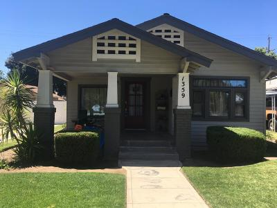 Single Family Home For Sale: 1359 N Echo Avenue