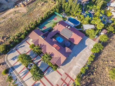 Fresno Single Family Home For Sale: 10544 N Maple Avenue
