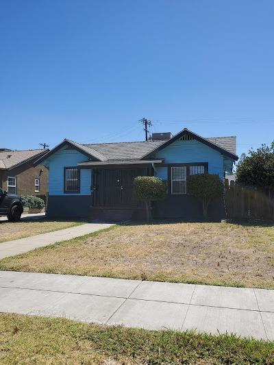 Madera Single Family Home For Sale: 414 N G Street