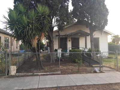 Madera Single Family Home For Sale: 604 S C St Street