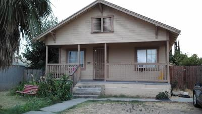 Madera Single Family Home For Sale: 606 S B Street