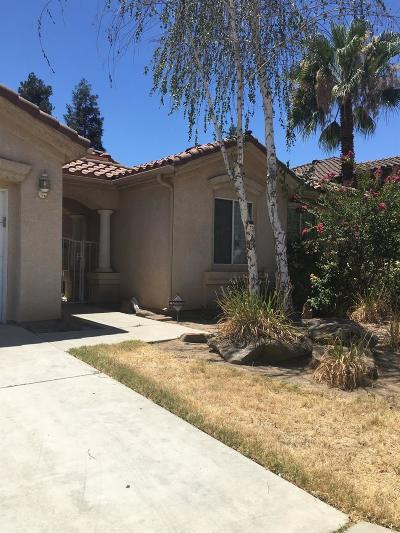 Fresno Single Family Home For Sale: 5787 W Cromwell Avenue