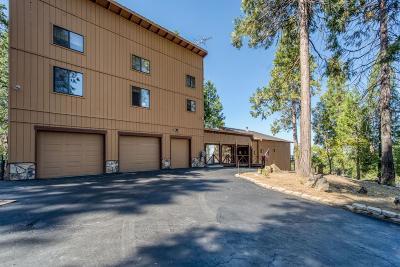 Shaver Lake Single Family Home For Sale: 38443 Red Leaf Ln. Lane