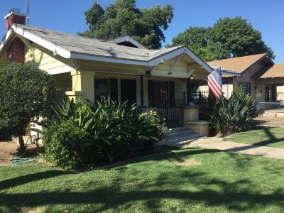 Fresno Single Family Home For Sale: 3803 E Platt Avenue