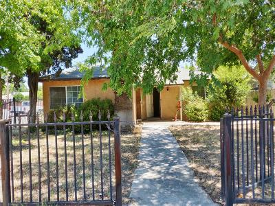 Fresno County Single Family Home For Sale: 1594 N Teilman Avenue