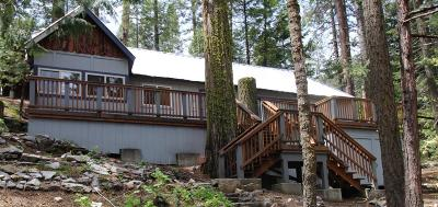 Shaver Lake Single Family Home For Sale: 41938 Nuthatch Lane