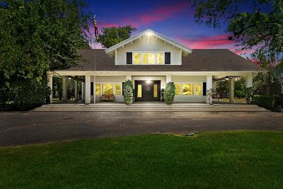 Single Family Home For Sale: 5641 E Butler Avenue
