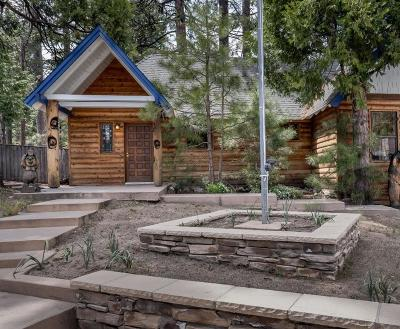 Shaver Lake Single Family Home For Sale: 41838 Foxtail Lane