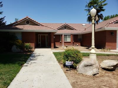 Kingsburg CA Single Family Home For Sale: $474,900