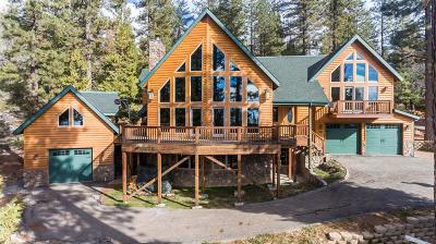 Shaver Lake CA Single Family Home For Sale: $999,000